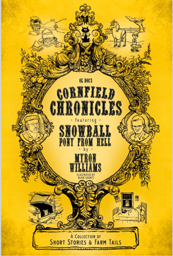 Front cover of Cornfield Chronicles